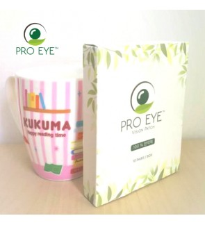 Pro Eye Vision Patch 1 Pack (10 Pairs)
